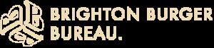 Brighton Burger Bureau Home Logo