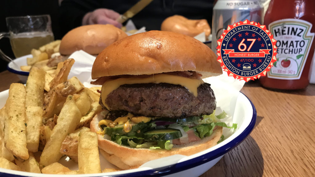 Brighton Burger Bureau Honest Burgers Brightons Best Burgers