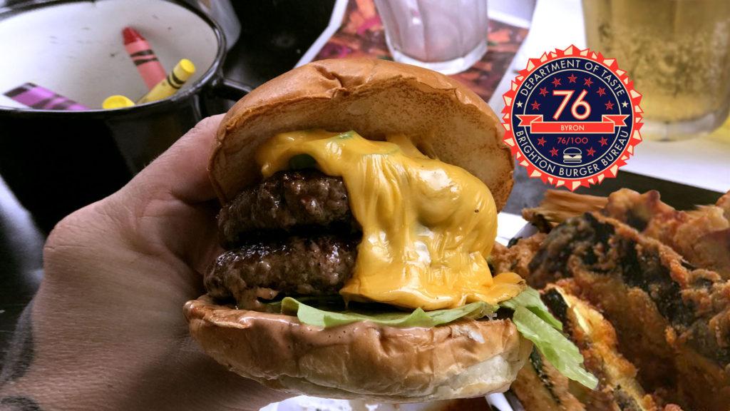 Brighton Burger Bureau Byron Brightons Best Burgers