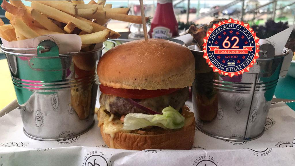 Brighton Burger Bureau Stockburger Brightons Best Burgers